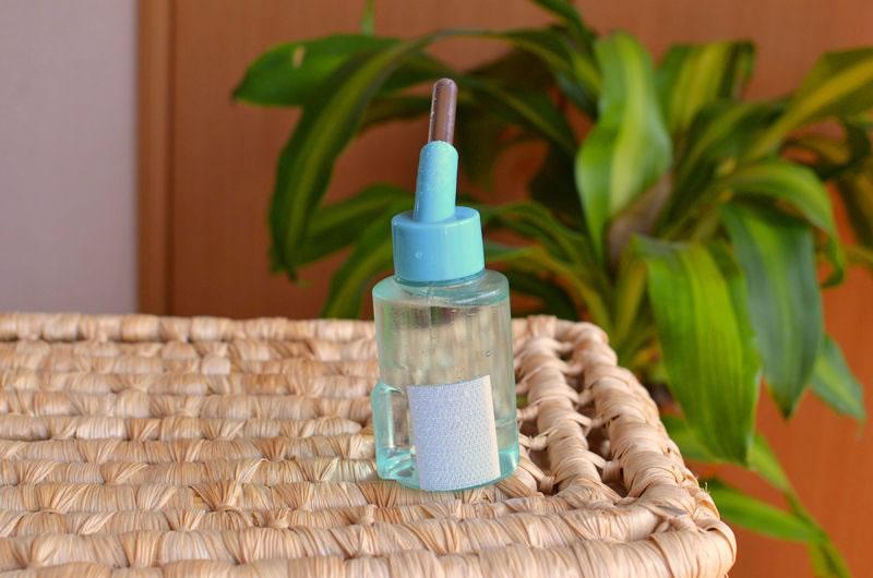 ハムスター用の水ボトルの付け方